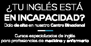 Ingles-incapacidad